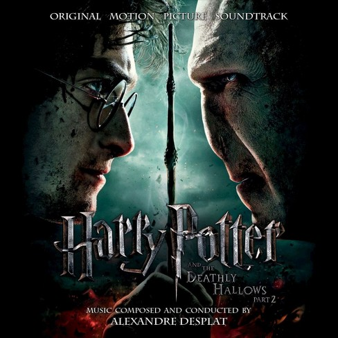 Alexandre Desplat - Harry Potter and the Deathly Hallows, Pt. 2 (Original Motion Picture Soundtrack) - image 1 of 1
