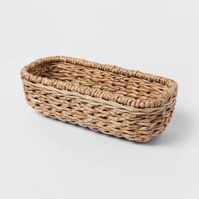 Seagrass Long Basket - Threshold™