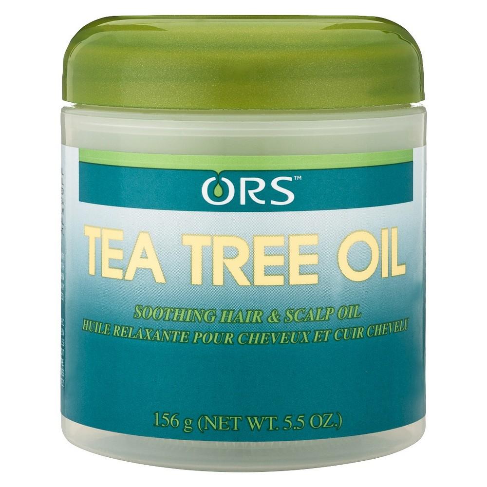 Ors Tea Tree Oil Soothing Hair & Scalp Oil - 5.5oz