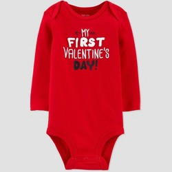 Baby My First Bodysuit - Just One You® made by carter's Red