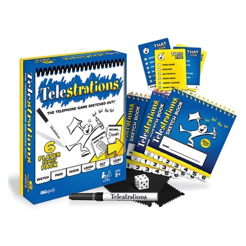 Telestrations Board Game