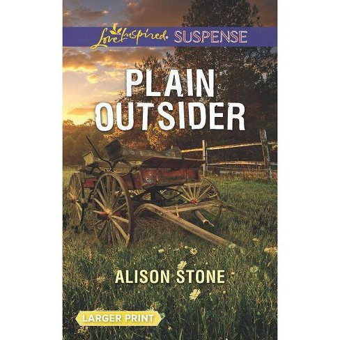 Plain Outsider - by  Alison Stone (Paperback) - image 1 of 1