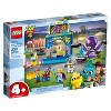 LEGO Disney Pixar's Buzz Lightyear & Woody's Colorful Carnival Mania Toy Story Building Playset 10770 - image 4 of 4