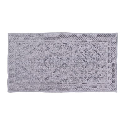 Bath Rugs And Mats Gray - Better Trends