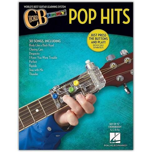 Hal Leonard ChordBuddy - Pop Hits Songbook - image 1 of 1