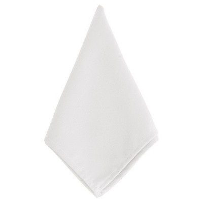 Everyday Design Napkins White (Set of 12)