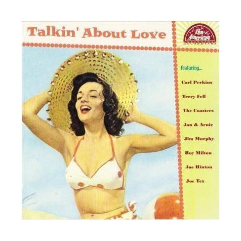 Various - Talkin' Bout Love (CD) - image 1 of 1
