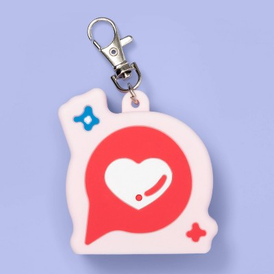 MagicBac Hand Sanitizer Case - Heart - More Than Magic™