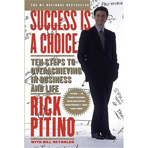 Success Is a Choice - by  Rick Pitino (Paperback) - image 1 of 1