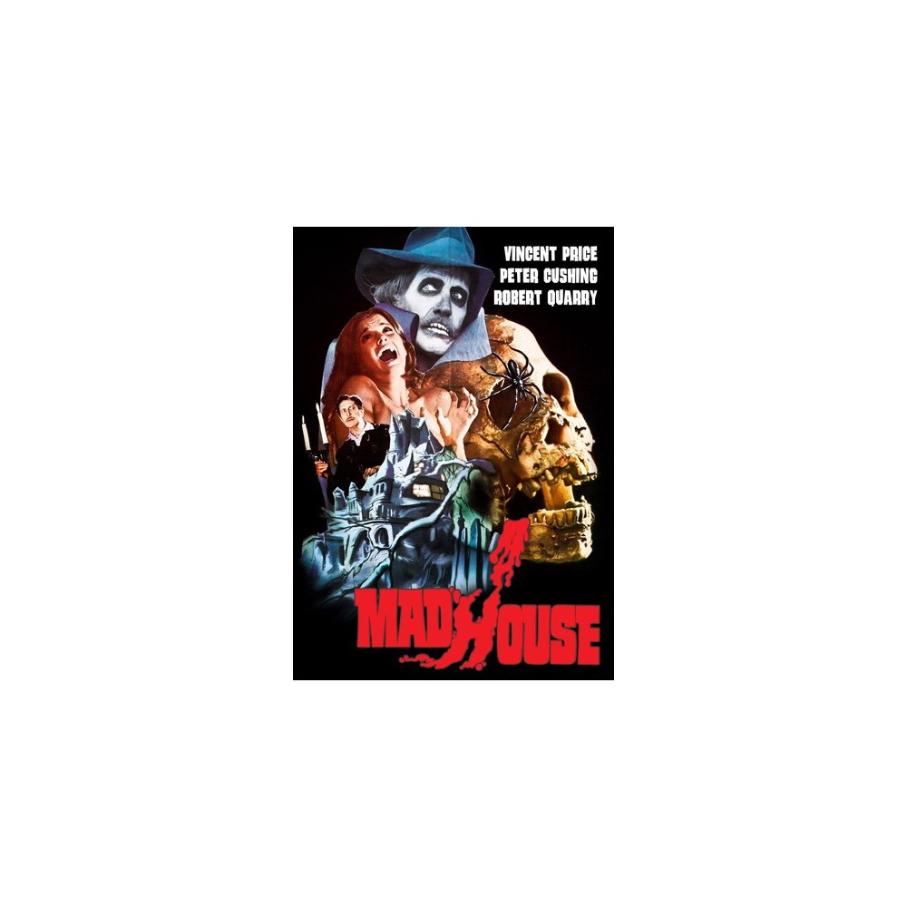 Madhouse (Dvd), Movies
