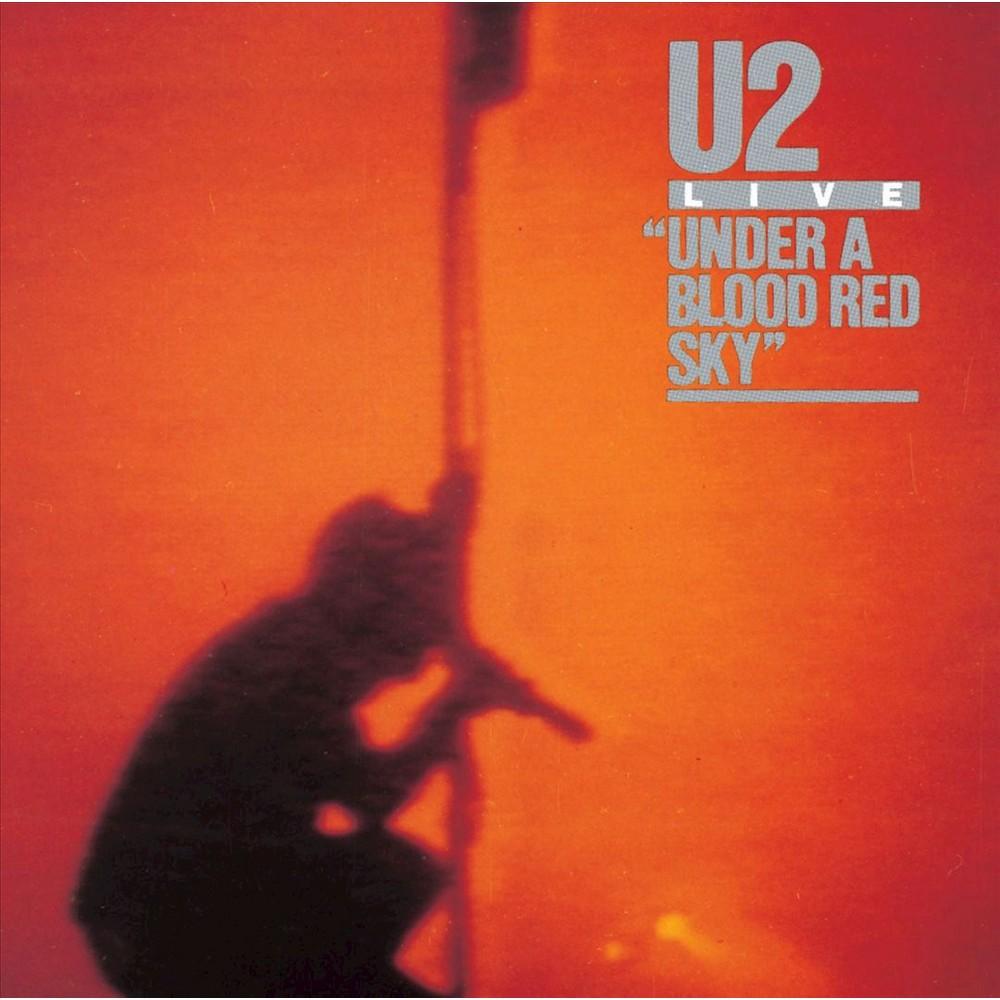 U2 - Under A Blood Red Sky (Vinyl)
