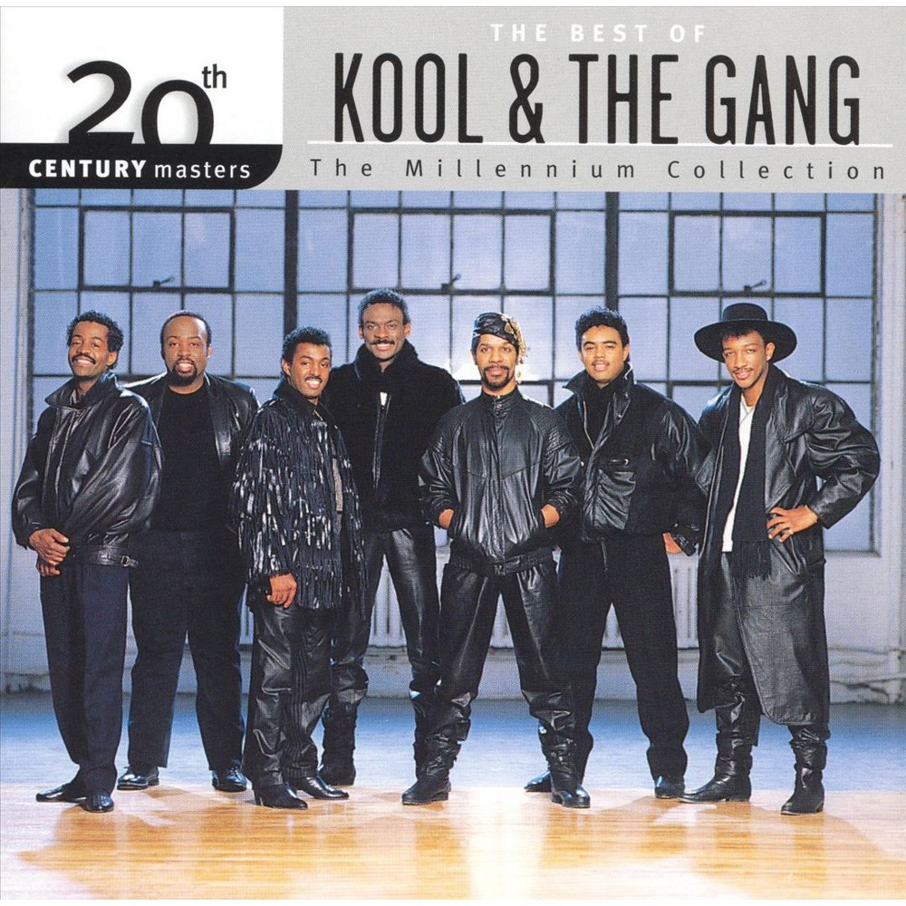 Kool & The Gang - 20th Century Masters: The Millennium Collection: Best of Kool & The Gang (CD)