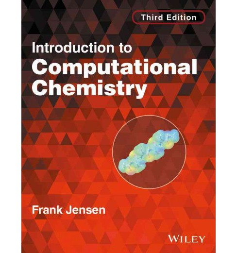 Introduction to Computational Chemistry (Paperback) (Frank Jensen) - image 1 of 1
