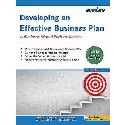 how to prepare a good business plan