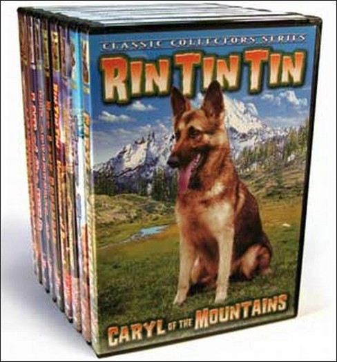 Rin tin tin collection vol 1 (DVD) - image 1 of 1