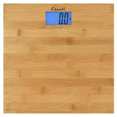 "Bamboo Personal Scale 11.75""x11.75"" - Escali"