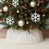 26in Rope Christmas Tree Collar - Wondershop™ - image 2 of 3