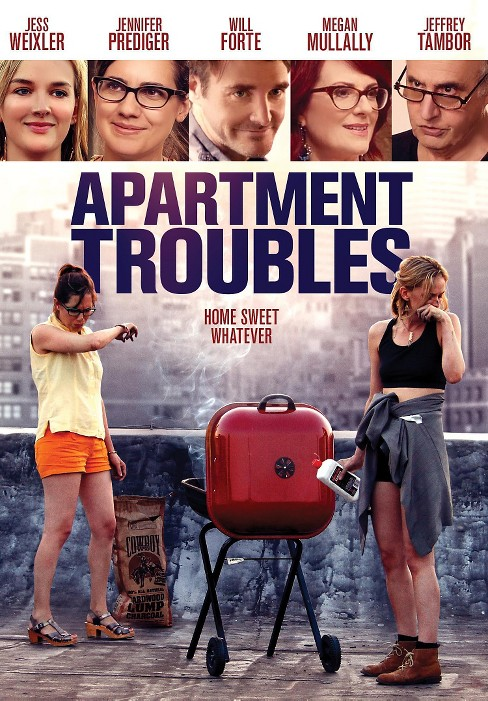 Apartment Troubles (DVD) - image 1 of 1
