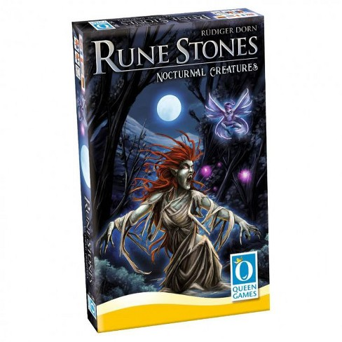 Rune Stones - Nocturnal Creatures Board Game - image 1 of 1
