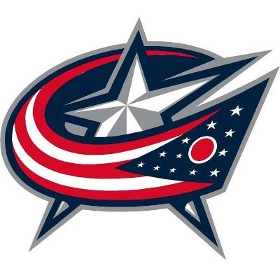 NHL Wallmarx Hockey Wall Accent Set - Columbus Blue Jackets..