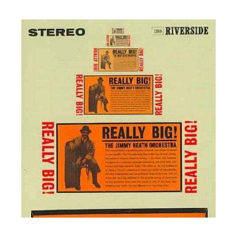 Jimmy Heath - Really Big! (CD) - image 1 of 1