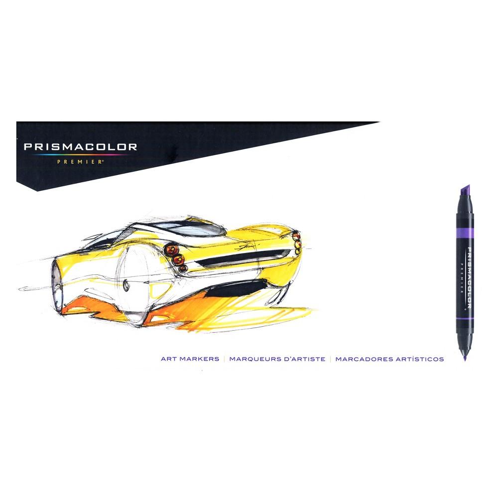 Image of Art Marker Set Multicolor - Prismacolor 72ct