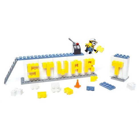 Mega Bloks Despicable Me Name Builder Set - image 1 of 5