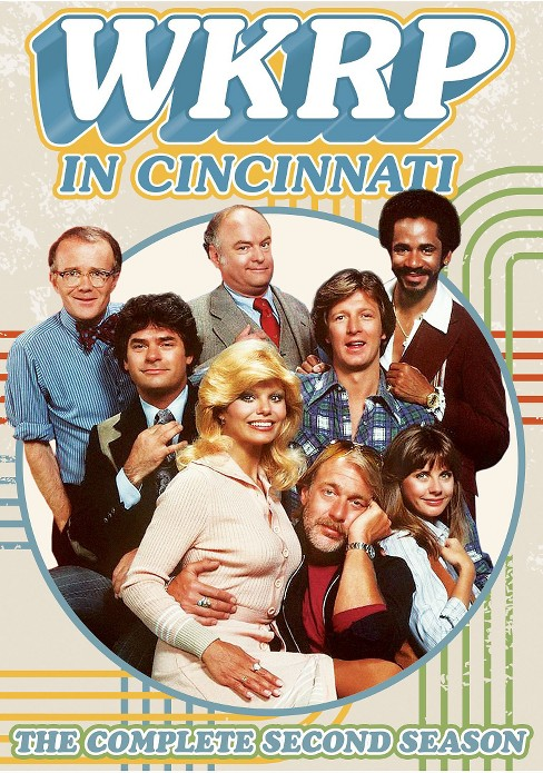 WKRP in Cincinnati: Season Two (3 Discs) (dvd_video) - image 1 of 1