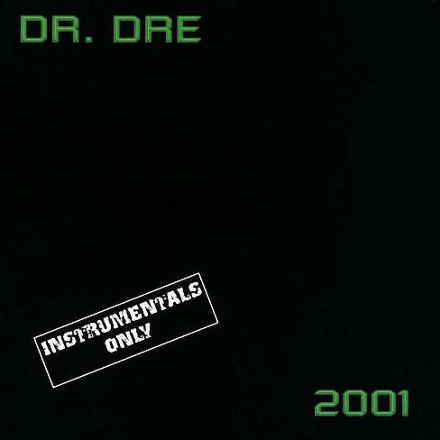 Dr. Dre - 2001 Instrumental (Vinyl) - image 1 of 1