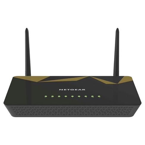 NETGEAR AC1200 Smart WiFi Router with External Antennas (R6220) - image 1 of 3