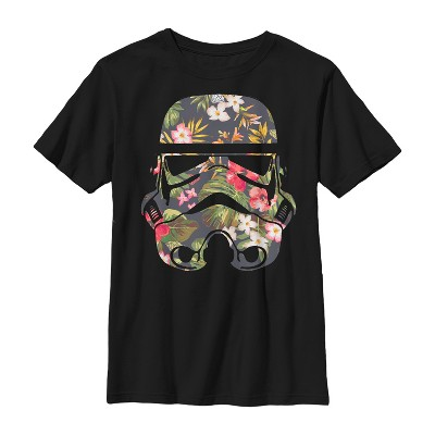 Boy's Star Wars Tropical Stormtrooper T-Shirt