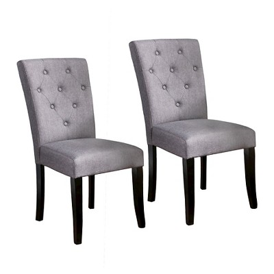 Set of 2 Nyomi Dining Chair - Christopher Knight Home