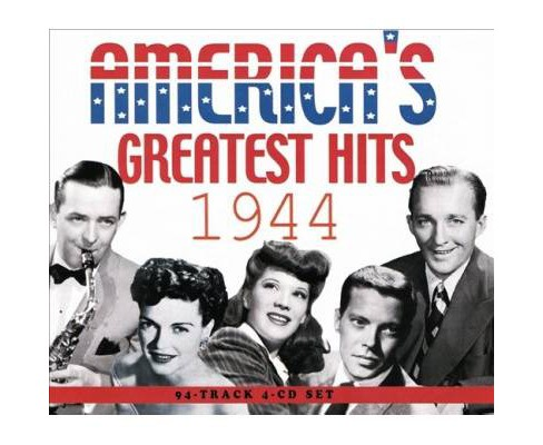 Various - America's Greatest Hits:1944 (CD) - image 1 of 1