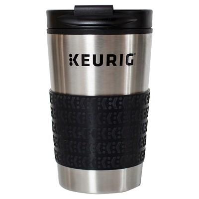 Keurig 12oz Stainless Steel Mini Travel Mug