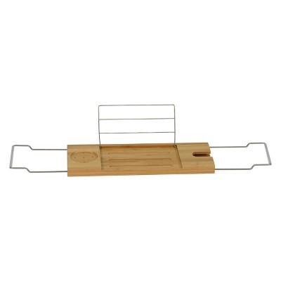 Bamboo Bathtub Caddy Natural - Threshold™