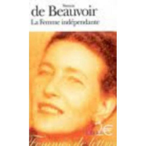 Femme Independante - (Folio 2 Euros) by  Simone Beauvoir (Paperback) - image 1 of 1