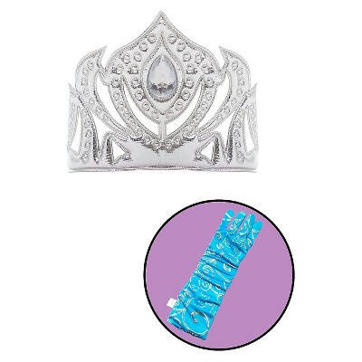 Little Adventures Girls' Ice Princess Gloves & Crown