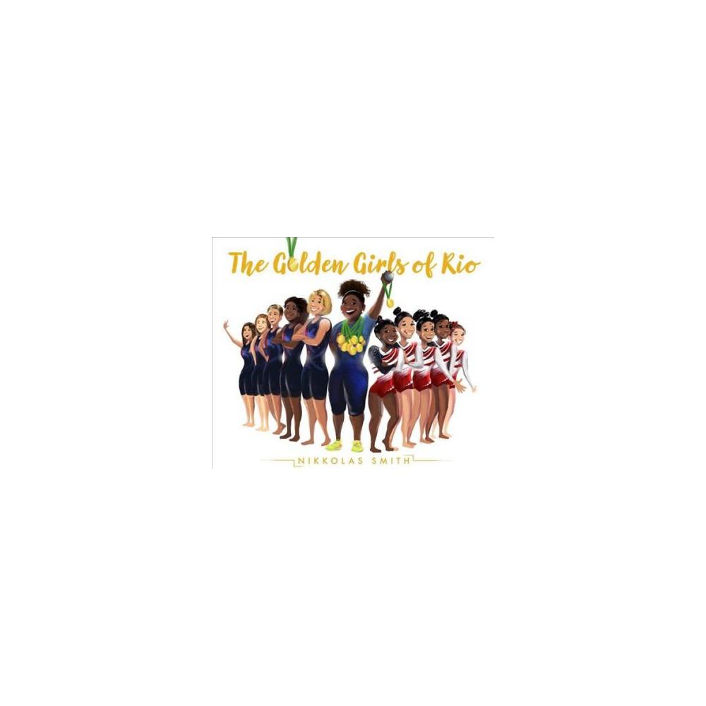 Golden Girls of Rio (Hardcover)