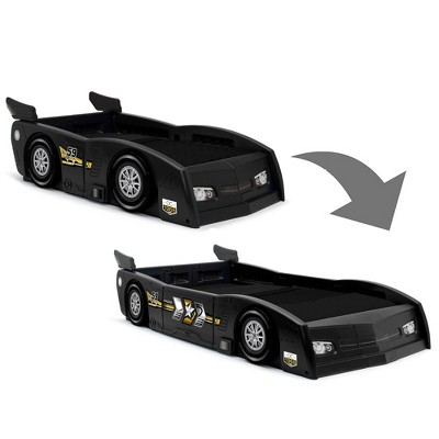 Toddler/Twin Grand Prix Race Car Bed - Delta Children