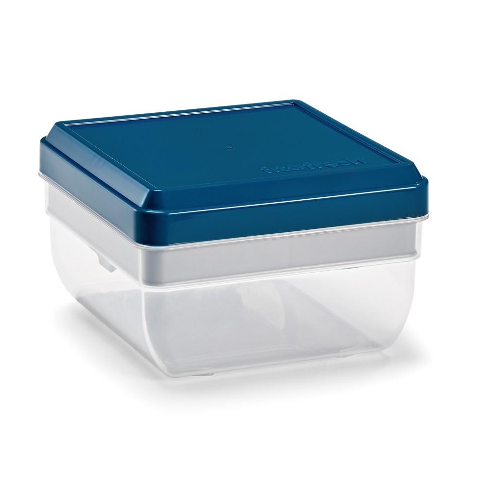 Image of Fit & Fresh Mini Bento Box, Blue