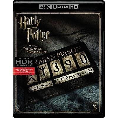 Harry Potter And The Prisoner Of Azkaban (4K/UHD)