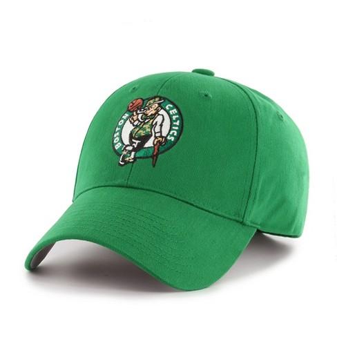 NBA Boston Celtics Classic Adjustable Cap Hat By Fan Favorite   Target 82eaccee0ea