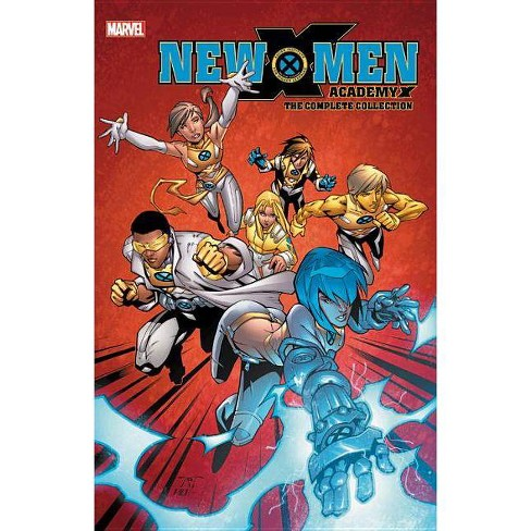 New X-Men: Academy X - The Complete Collection - (Paperback) - image 1 of 1