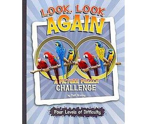 Picture Puzzle Challenge (Paperback) (Matt Bruning) - image 1 of 1