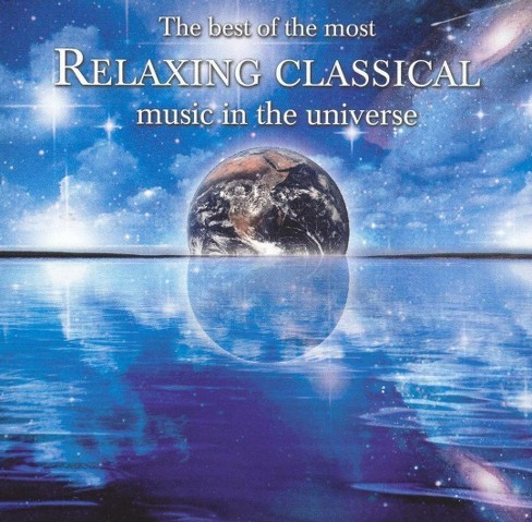 Various - Best of the most relaxing classical m (CD) - image 1 of 1