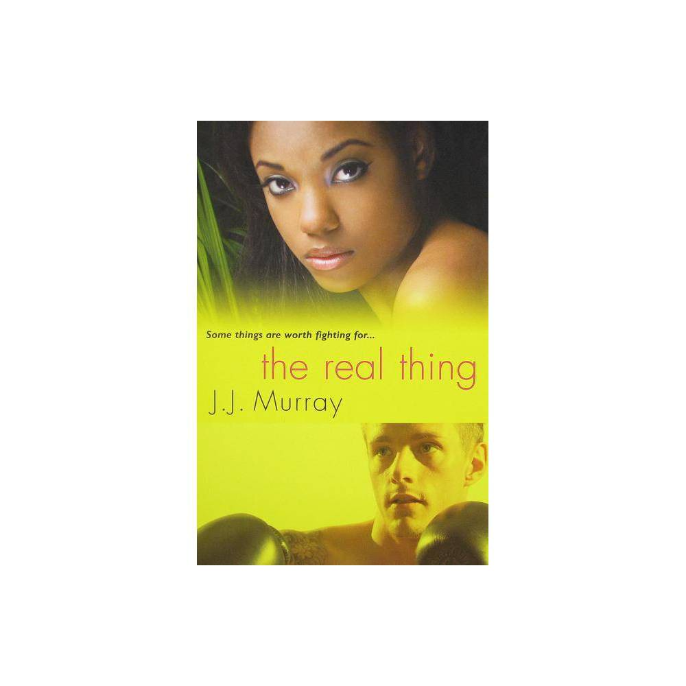 The Real Thing By J J Murray Paperback