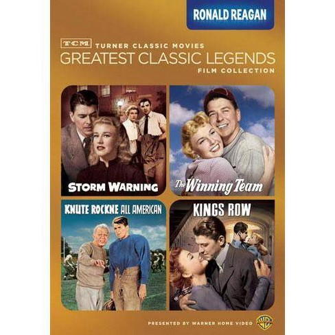 TCM Greatest Classic Films Legends: Ronald Reagan (DVD) - image 1 of 1