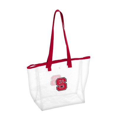 NCAA NC State Wolfpack Stadium Clear Bag