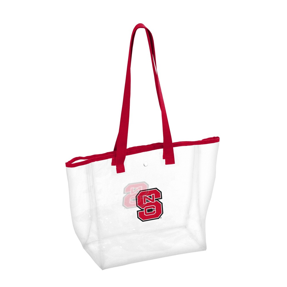 NCAA NC State Wolfpack Stadium Clear Bag, Adult Unisex