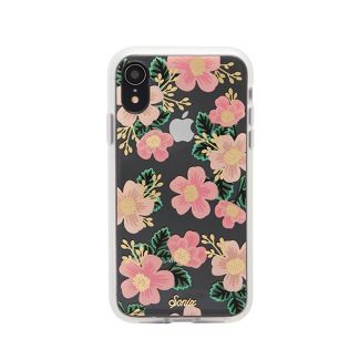 Sonix Apple iPhone XR Clear Coat Case - Southern Floral